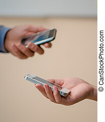 smartphones, mani