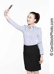 smartphones, self-timer