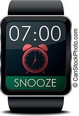 Smartwatch Alarm