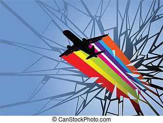 smash, aereo, jet