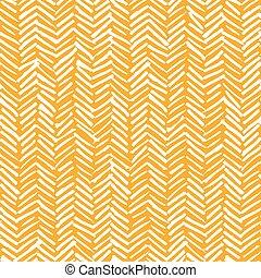 Smeared herringbone seamless pattern design - Vector...