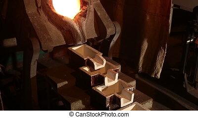 Smelting of Gold