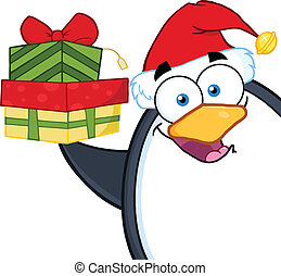 smil, pingvin