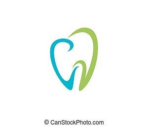Smile Dental logo Template