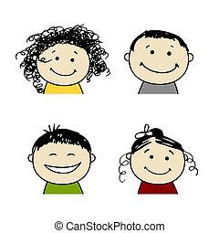 smile folk, konstruktion, din, iconerne