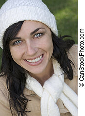 smile kvinde