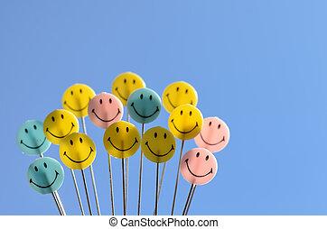 smiley脸