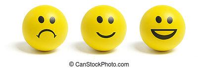 smiley , αρχίδια