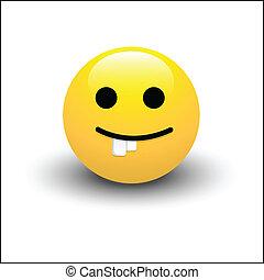 smiley, ばかである, アイコン