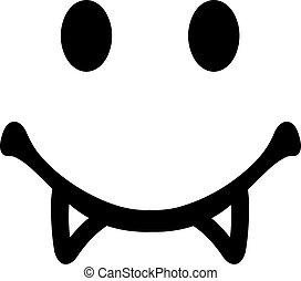 smiley, 吸血鬼