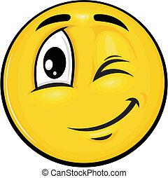 smiley, 07