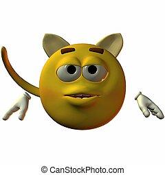 smiley-cat