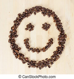 Smiley coffee 2
