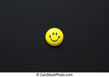 smiley, copyspace