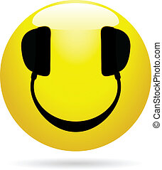 smiley, dj
