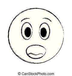 smiley emoticon face