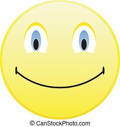 Smiley emoticon