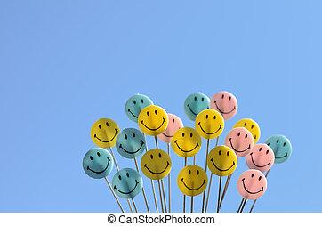 smiley gesicht
