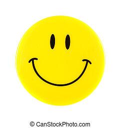 smiley postavit se obličejem k