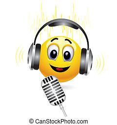 Smiley - Music and smiling ball %u2013 smiling ball...