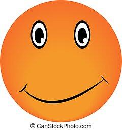 Smiley Vector happy face