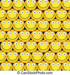 Smileys Background