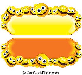 Smileys Banners