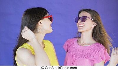 Smiling Beautiful Girls