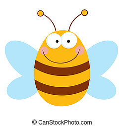 Smiling Bee