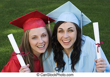Graduate - Smiling Graduate