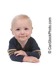 Smiling Happy Baby Boy