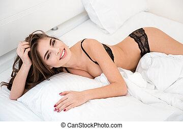 sexy hot im bett