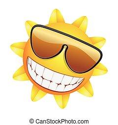 Smiling Sun