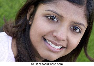 Woman - Smiling Woman
