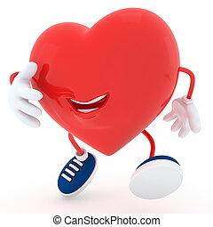 Smily heart