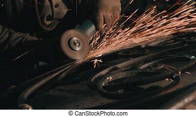 Smith smoothing metal grate 4K
