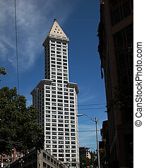 Smith Tower - Seattle - The Smith Tower was constructed...