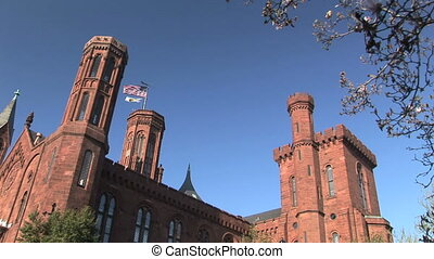 Smithsonian Institute Castle, Washington DC