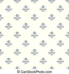 Smithy tool pattern vector seamless repeat for any web...