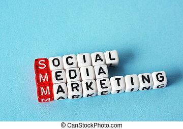 smm, social, mídia, marketing