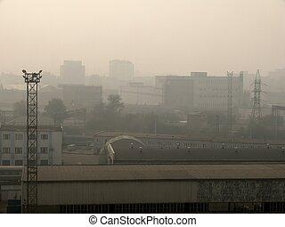 Smog. City.