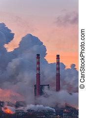 smoke-2, canos, polluting
