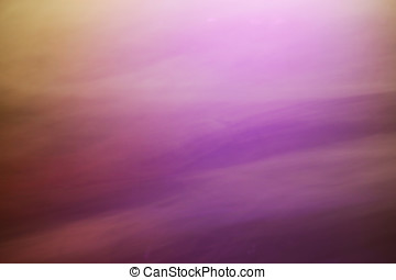 smoke background with blue and purple light
