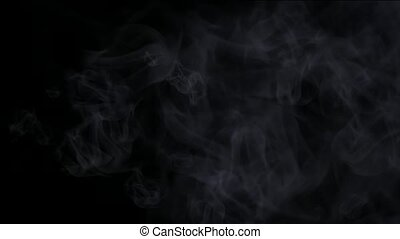smoke & fume.