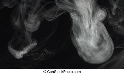 Smoke long 2of3 - Different smoke moves. Use all 3 parts to...
