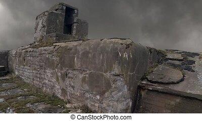 Smoke over fort Totleben - Fort Totleben by UNESCO World...
