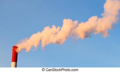 smoke pipe
