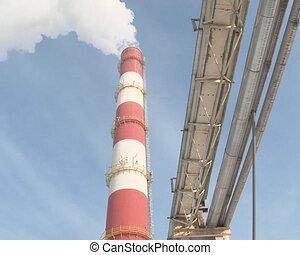 heat supply pipelines