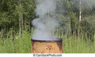 smoke rise smokehouse