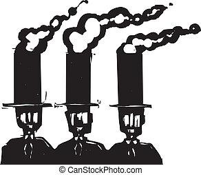 smokestacks, negócio